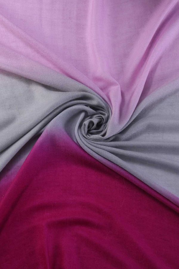 Blooming Spring Ombre Pashmina Shawl