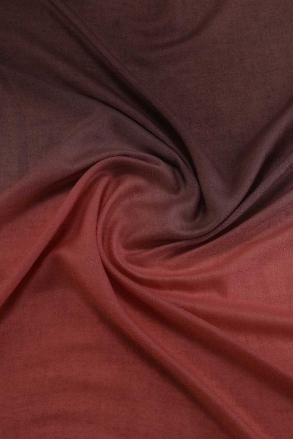 Muted Hues Ombre Pashmina Shawl