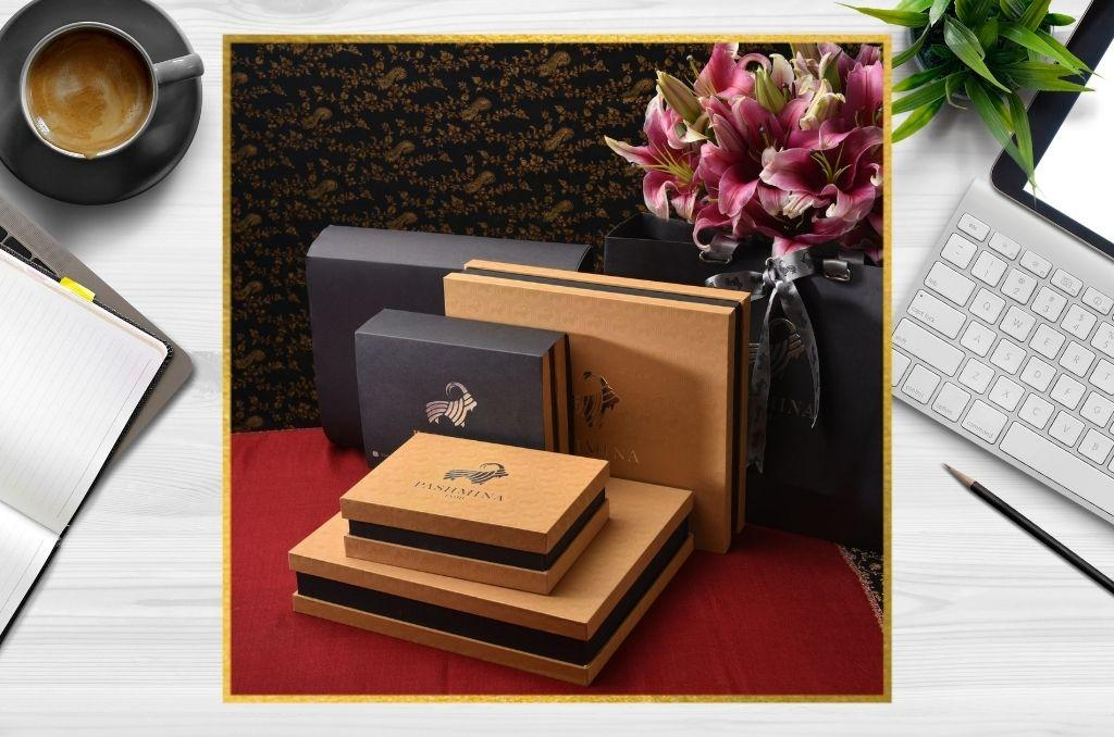 Corporate Gifts | Cashmere Gifts for Business Partners