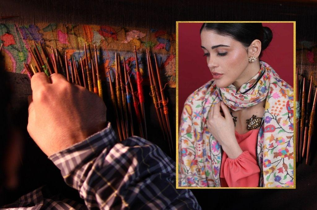 What is a Kani Shawl?