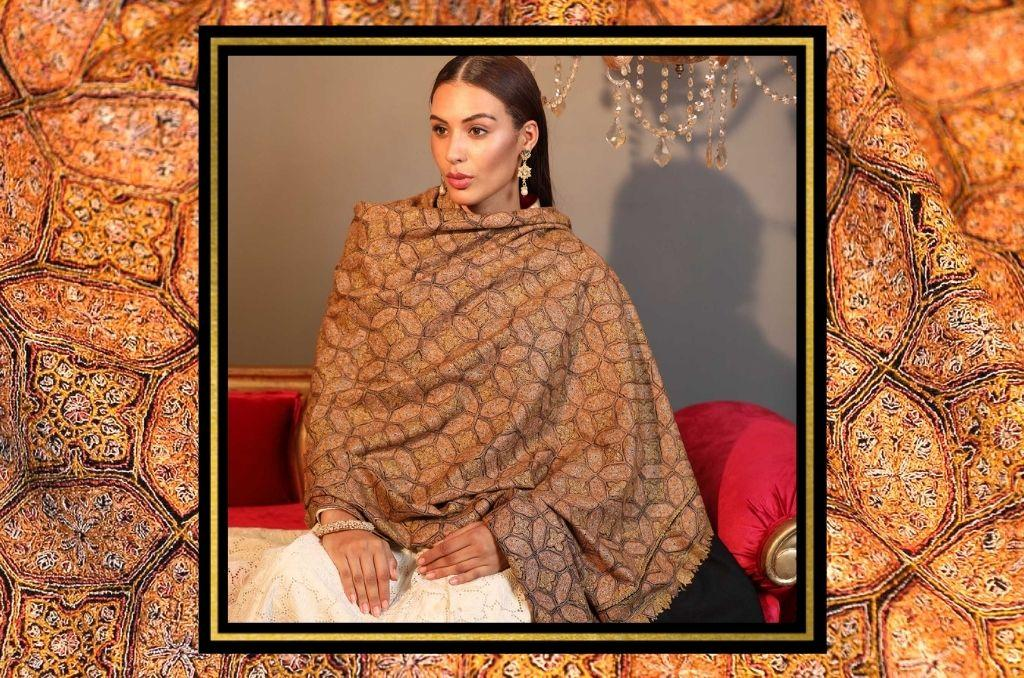 How are Pashmina Shawls made?