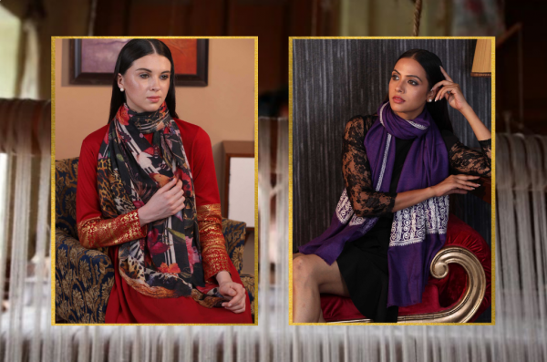 How can you tell if a Pashmina is real?