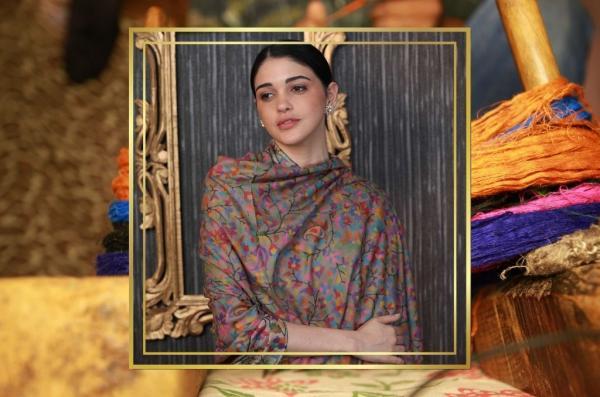 Pashmina Shawls from Kashmir
