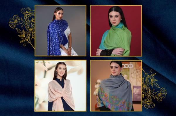 What is Pashmina wrap?