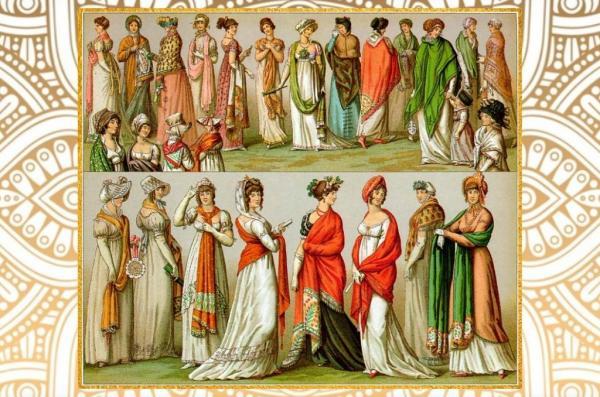 The Kashmiri shawl: Early History and Literature